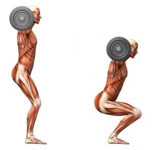squat technique