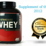 100% Gold Standard Whey Protein Review