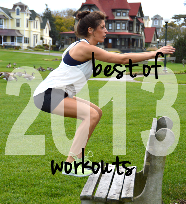 Popular workouts