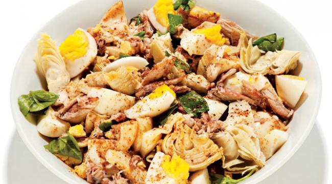 Salad recipes for individuals who work out regularly