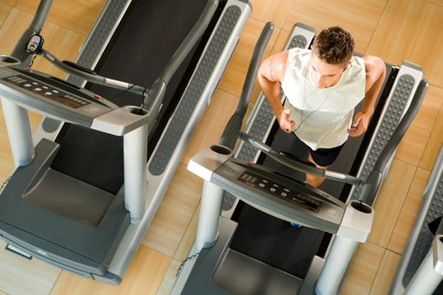 how non-motorized does a treadmill work